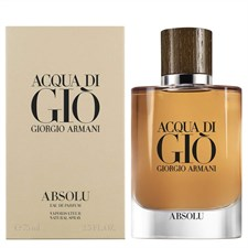 Acqua Di Gio absolu men